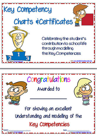 Key Competencies | Certificates-2