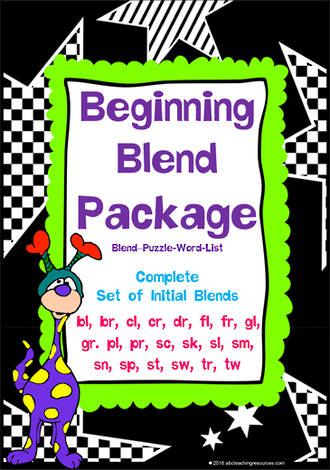 Beginning Blend PACKAGE