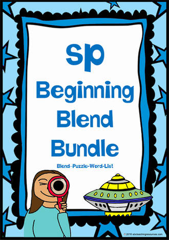 SP - Beginning Blend BUNDLE