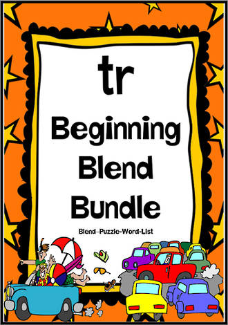 TR - Beginning Blend BUNDLE