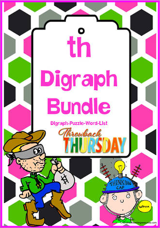 TH Digraph BUNDLE