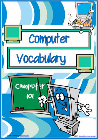 Computer | Vocabulary | Cards