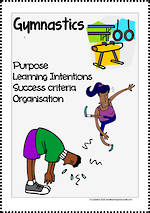 Gymnastics | Learning Intentions