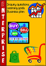 Enterprise | Learning Goals | Business Plan | Charts