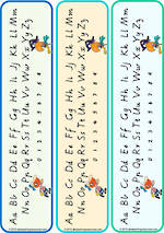 Foundation Handwriting | Letter Formation |  Cards | VIC Modern PreCursive