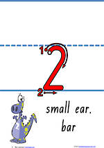 Foundation Handwriting |Terminology | Number Language | Charts | QLD Print