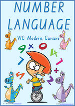 Foundation Handwriting | Terminology | Number Language | Charts | VIC Modern PreCursive