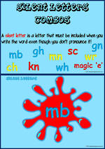 Silent Letters | Charts
