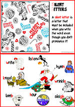 Christmas | Silent Letters | Charts