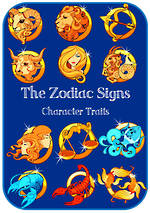 Astrology | Zodiac Signs | Character Traits