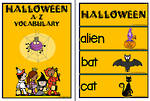 Halloween | Vocabulary | Cards