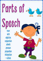 Eight Parts of Speech | Plus Articles