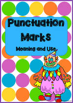 Punctuation | Cards and Tiles