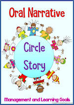 Oral Narrative - Circle Story | Charts