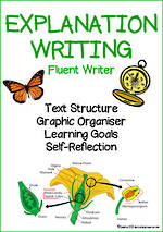 Explanation Writing | Learning Goals and Self Reflection | Fluent Writer