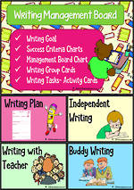 Writing | Classroom Management Board
