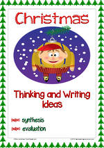 Christmas | Critical & Creative Thinking | Writing Prompts | 3