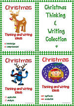 Christmas | Critical & Creative Thinking | Writing | PACKAGE