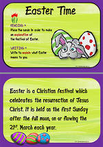 Easter | Explain | Reading and Writing Prompts