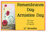 Remembrance Day | Armistice Day | Poster