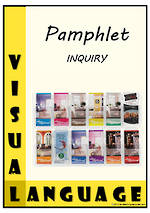 Visual Language | Pamphlet | Charts