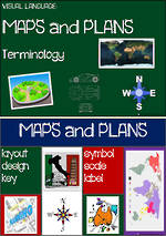 Visual Language | Maps and Plans Terminology