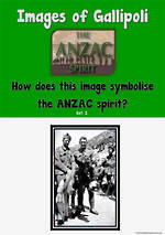 Interpreting  | Images of Gallipoli | ANZAC Day | Set 2