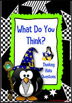 What do you think? | Six Thinking Hats