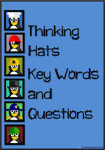 Penguin | Thinking Hats | Critical and Creative Thinking
