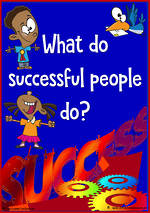What Do Successful People Do?