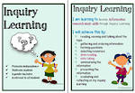 Inquiry Learning Stages