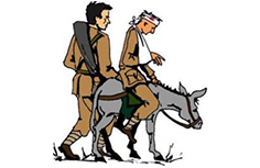 ANZAC-Day-April-25 | Simpson and his donkey | ABC Teaching Resources
