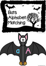 Bat | Alphabet Letters| Puzzle Game