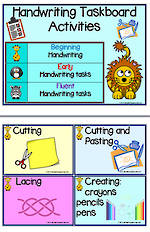 Handwriting | Management | Taskboard | Activities