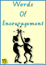 Words of Encouragement | Flashcards 2