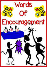 Words of Encouragement | Flashcards 3