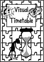 Visual Timetable | Cards 1