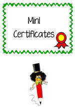 Certificate| Name Tag | Label | Border | Cards