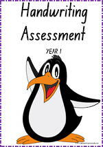 Year 1 Handwriting | Visible Learning | Assessment | NSW-NZ Print