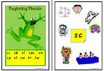 Beginning Blends | Picture | Charts