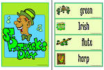 St. Patrick's Day | Word | Flashcards