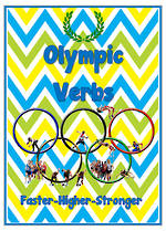 2016 Rio Olympic  Games | Verbs