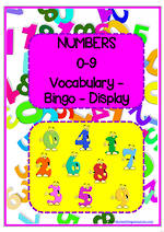 Numbers | 0-9 | Games |  Word | Charts