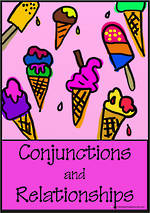 Conjunctions and Relationships | Charts