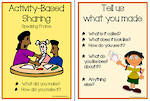 Activity-based Sharing | Speaking Frame