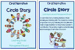 Oral Narrative - Circle Story Charts