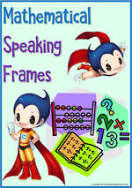 Mathematical | Speaking Frames | Cards