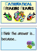 Mathematical | Speaking Frames | Charts