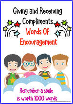Compliments | Words of Encouragement | Cards