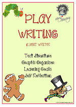 Play Writing | Learning Goals and Self Reflection | Charts | Fluent Writer